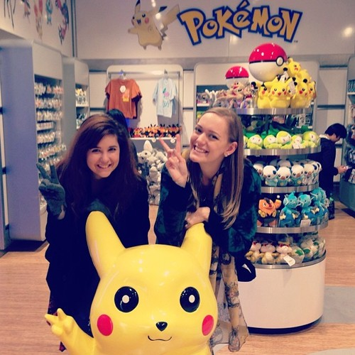 Pokemon clothing store Clothes stores