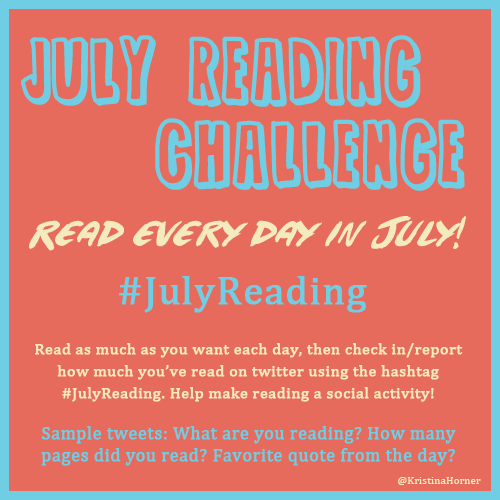 JulyReadingChallenge