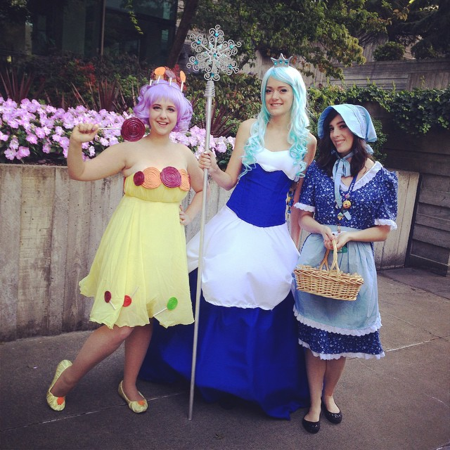 candyland costume cosplay halloween princess lolly queen frostine grandma nut