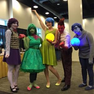Joy : Inside Out (GeekGirlCon, 2015)