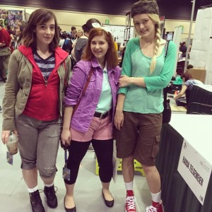 cosplay lumberjanes comic costumes