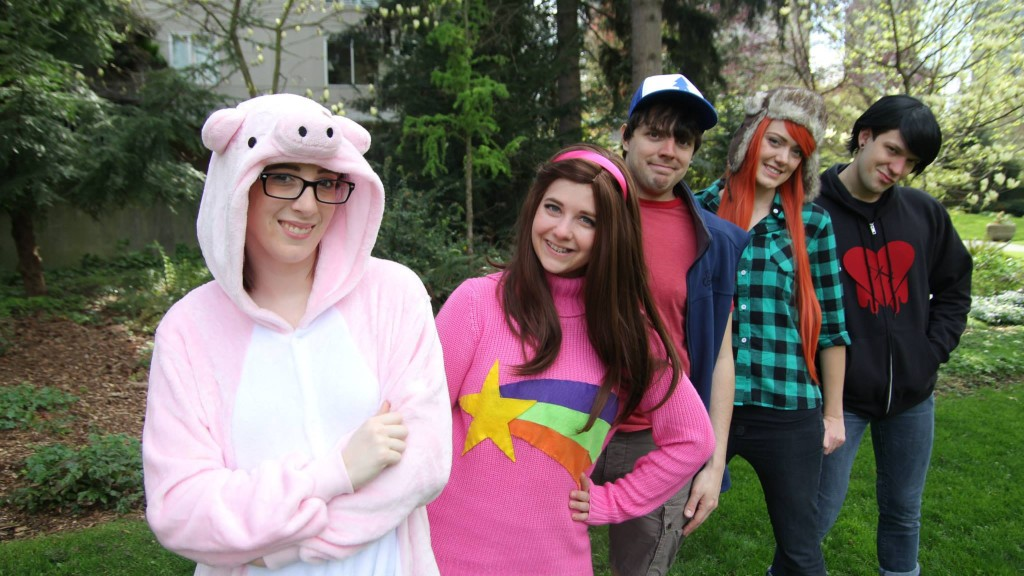 gravity falls costumes cosplay everyone