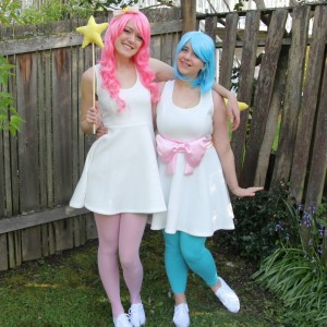 little twin stars sanrio cosplay costumes halloween