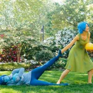 Joy : Inside Out (GeekGirlCon, 2015)