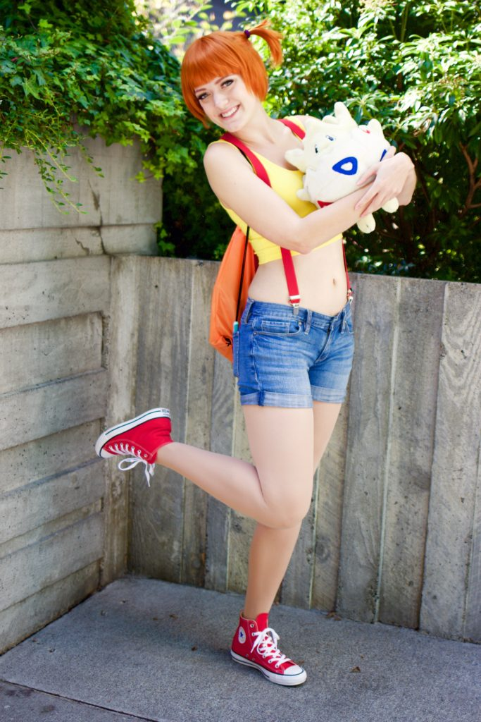 misty cosplay pokemon costumes togepi  sc 1 st  Kristina Horner & Misty : Pokemon - Hello Kristina!