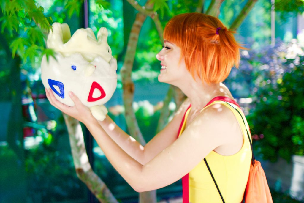 misty pokemon costume cosplay togepi backpack