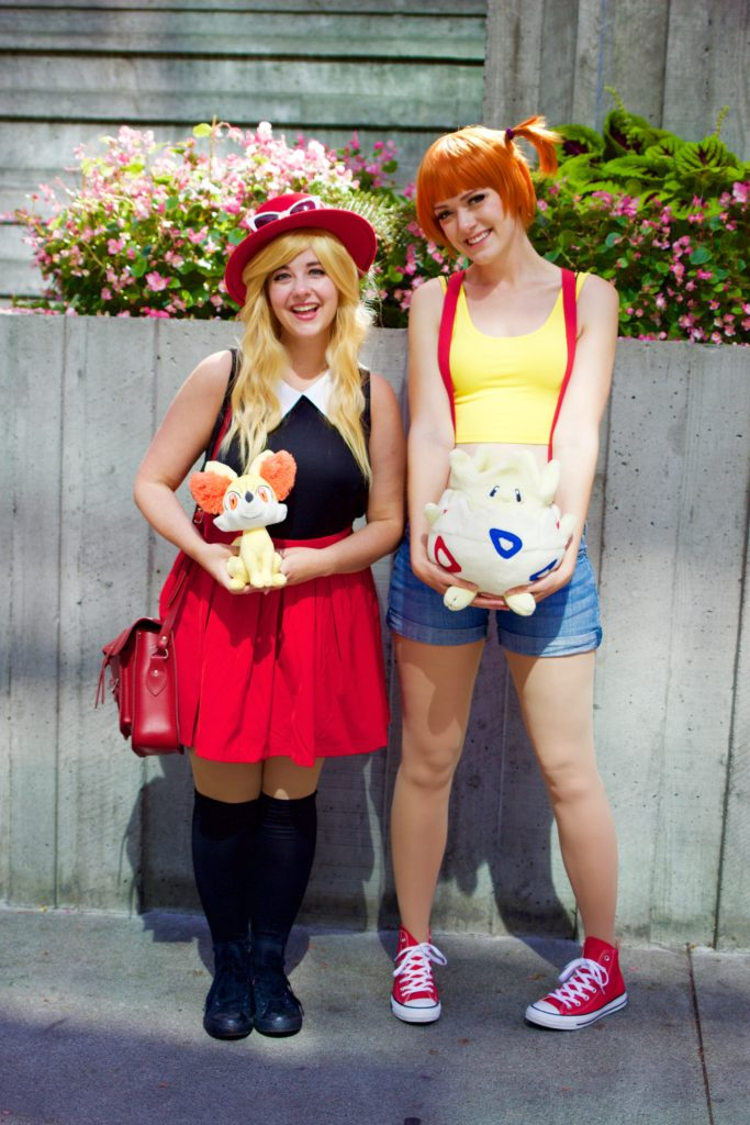 misty pokemon costume cosplay togepi backpack serena
