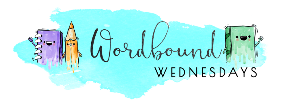 wordbound wednesday blog banner