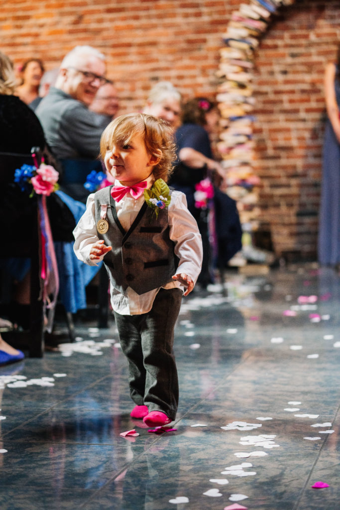 ring bearer going rogue