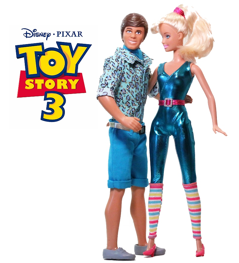 Ken Doll Toy Story 3 Costume